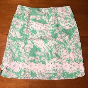 Lilly Pulitzer Corrie Skirt, Size 8